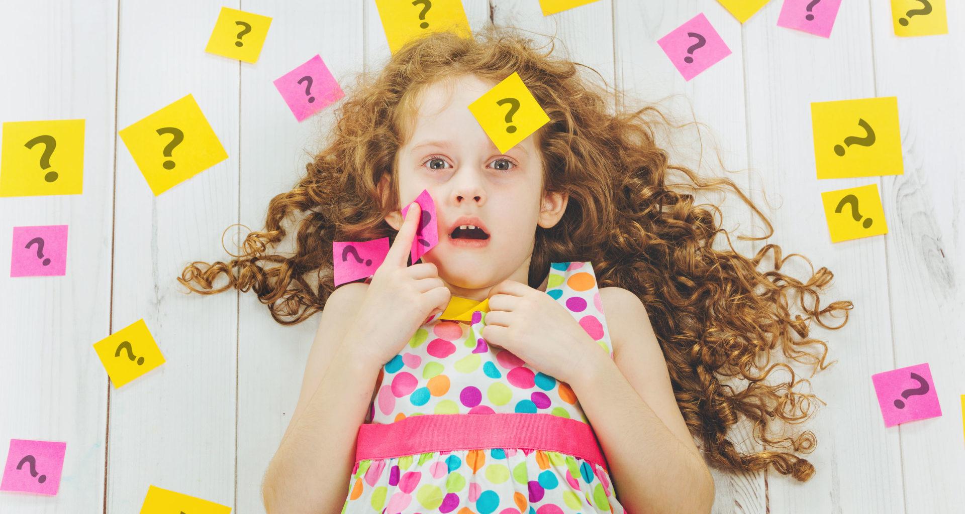 вопросы у детей
