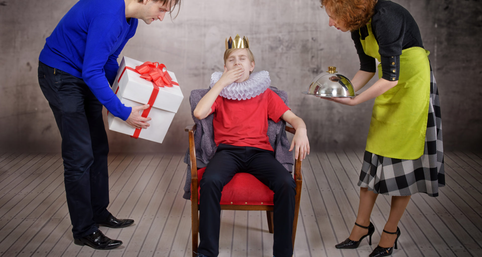 манипуляции ребенка