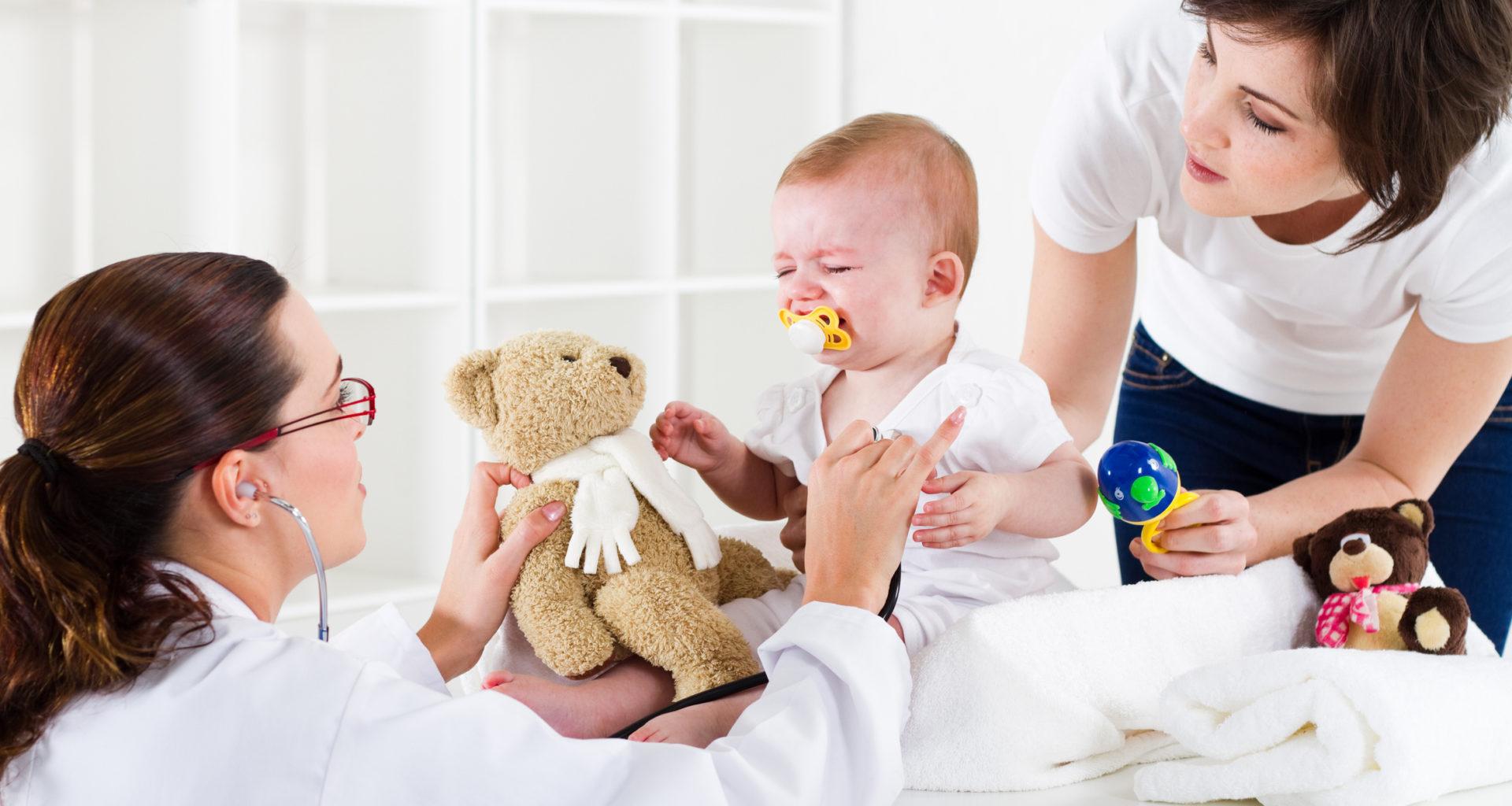 как научить ребенку не бояться врачей