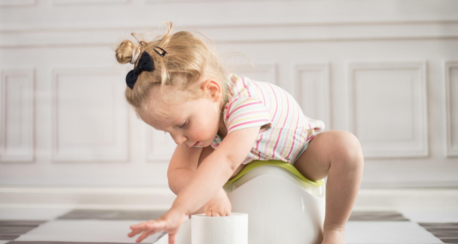 как приучить ребенка к детскому горшку