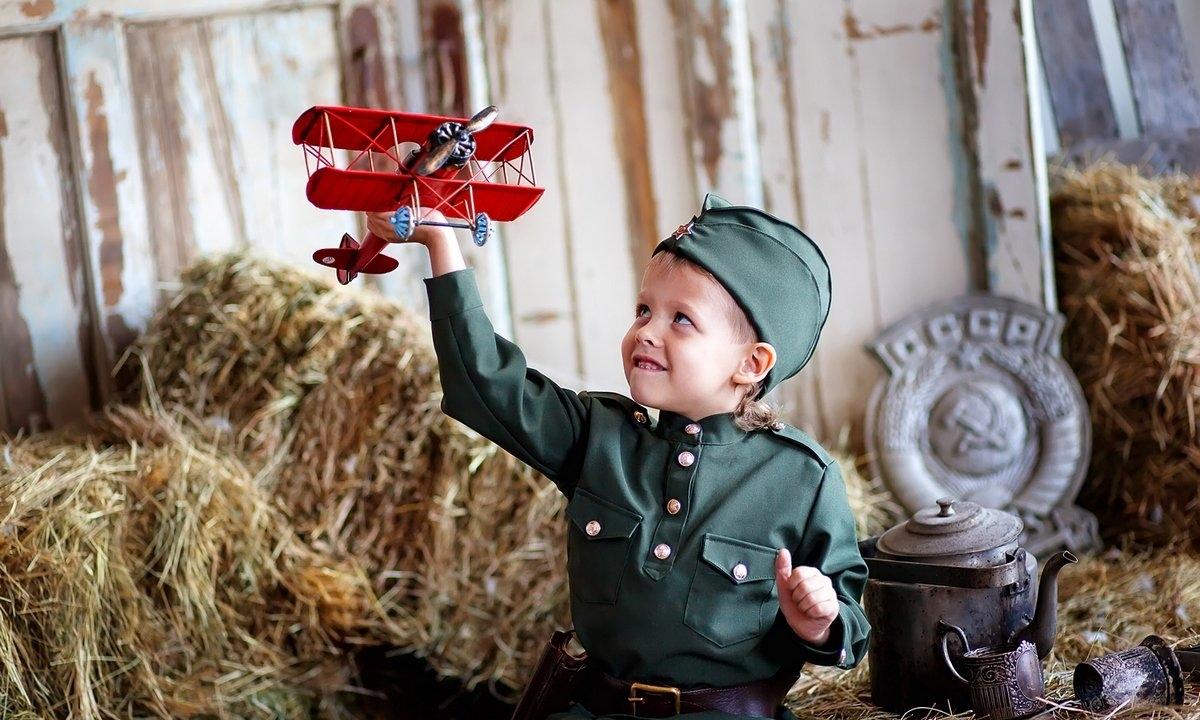 как рассказать ребенку про войну