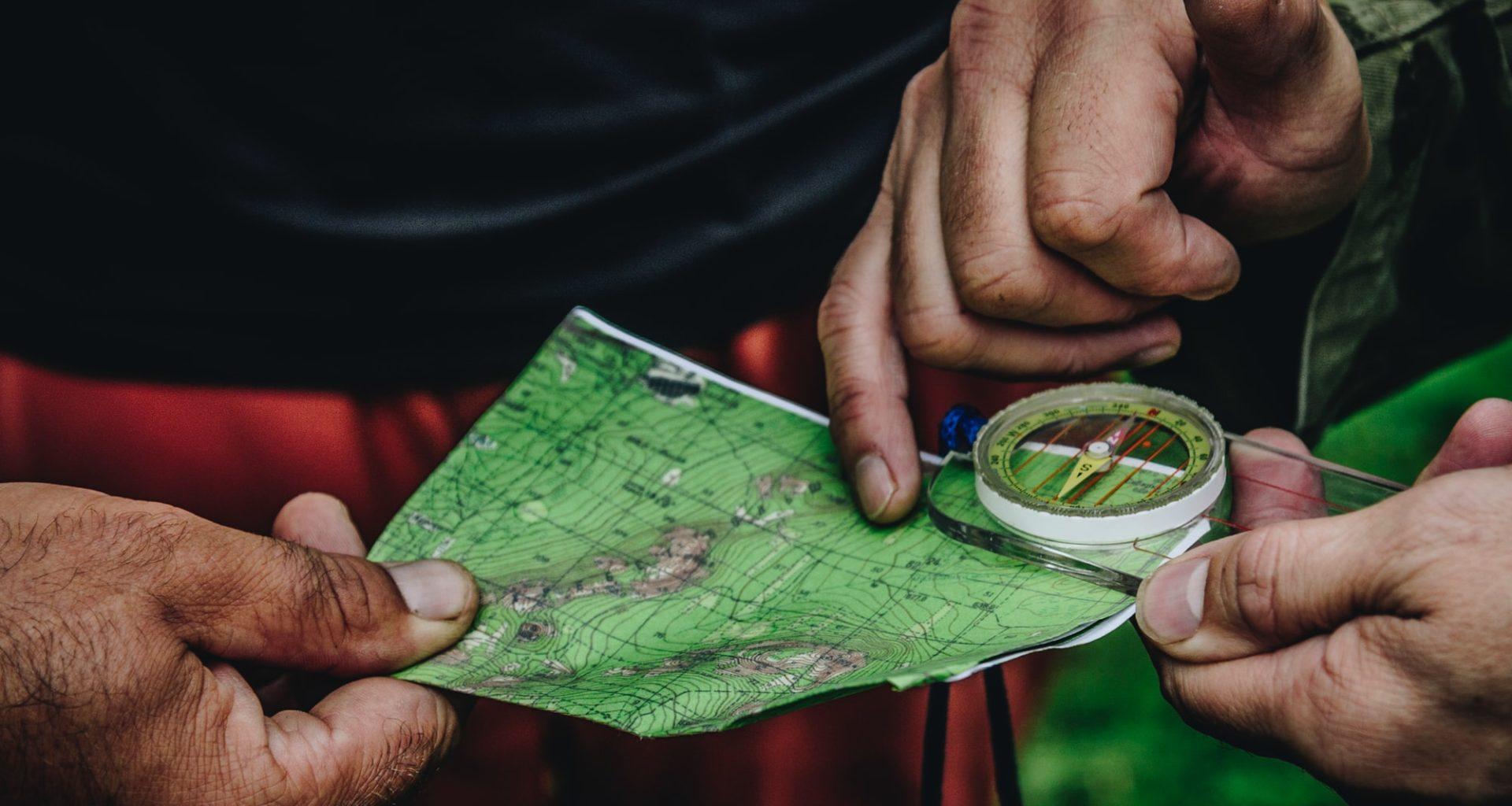 Топографический гуру: 10 вопросов картографу от новичка