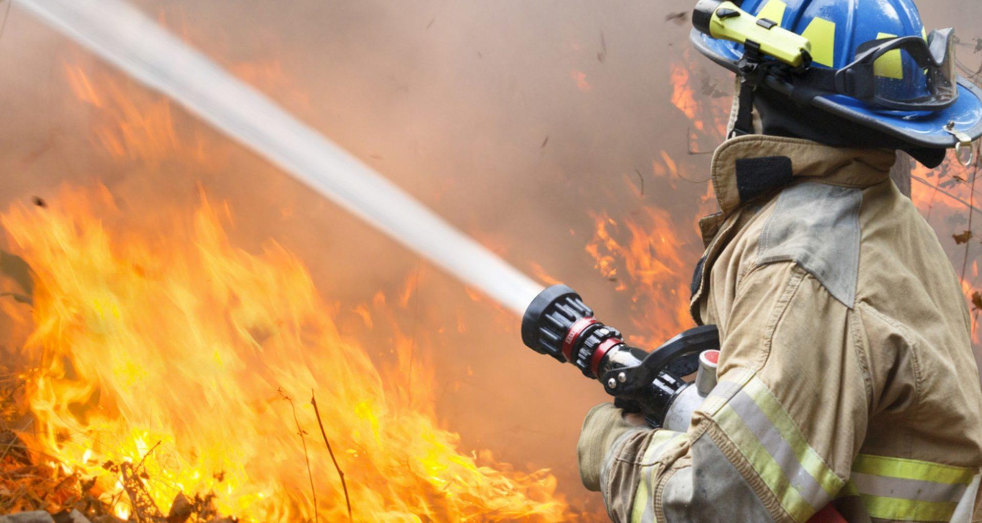 Советы пожарного по эвакуации из горящего торгового центра