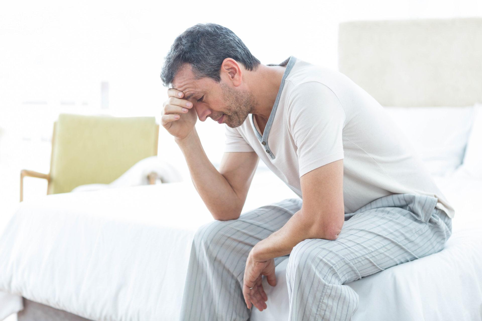 Мужчина с простатитом фото для профилактики простатита простамол