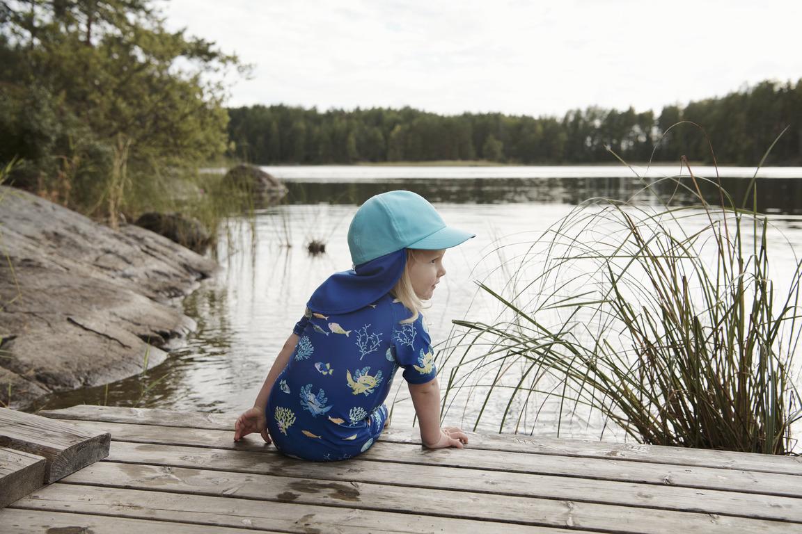 Одежда Reima SunProof - самый экологичный и веселый способ повторного использования пластиковых бутылок!